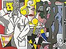 Razzmatazz 1978 - Roy Lichtenstein
