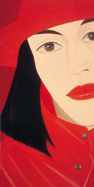 Red Coat - Alex Katz