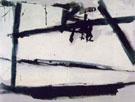 Painting Number 2 1954 - Franz Kline