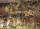 The Totonac Civilization 1950 - Diego Rivera