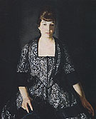 Emma in The Black Print 1919 - George Bellows