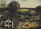 Hudson at Saugerties 1920 - George Bellows