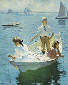 Calm Morning 1904 - Frank Weston Benson
