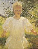 Laddie 1908 - Frank Weston Benson