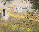Evening Light 1908 - Frank Weston Benson