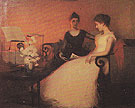 Twilight 1891 - Frank Weston Benson
