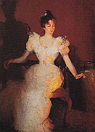 Firelight 1893 - Frank Weston Benson