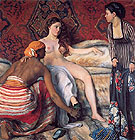The Toilet - Frederic Bazille