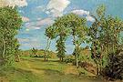 Landscape - Frederic Bazille