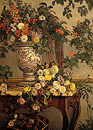Flowers 1868 - Frederic Bazille