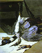 Heron - Frederic Bazille