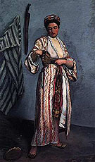 Mauresque - Frederic Bazille