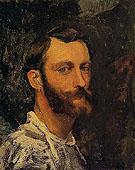 Self Portrait 1870 - Frederic Bazille