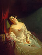The Dull Story c1843 - George Caleb Bingham