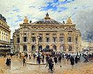 Grand Opera House Paris - Frank Myers Boggs