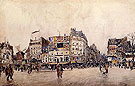 Place Blanche - Frank Myers Boggs