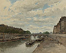 Pont Neuf 1896 - Frank Myers Boggs