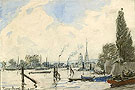 The Basin at Rouen c1900 - Frank Myers Boggs