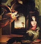 Annonciation 1546 - Domenico Beccafumi