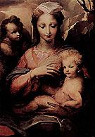 Madonna and Johannes - Domenico Beccafumi