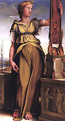 Penelope c1519 - Domenico Beccafumi