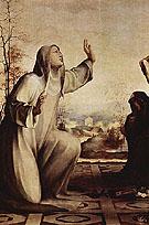 St Catherine of Siena c1515 - Domenico Beccafumi