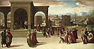 The Story of Papirius - Domenico Beccafumi