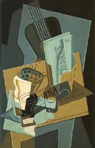 The Book of Music 1922 - Juan Gris