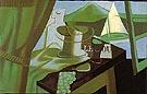 The Bay 1921 - Juan Gris