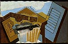 The Cloud 1921 - Juan Gris
