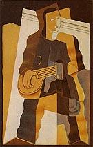 Pierrot 1922 - Juan Gris