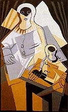 Pierrot 1921 - Juan Gris