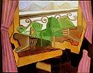 Open Window with Hills 1923 - Juan Gris