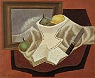 The Table in Front of The Picture 1926 - Juan Gris