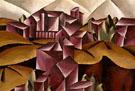Birsk Landscape 1918 - Lyubov Popova