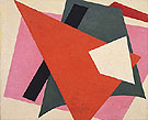 Painterly Architectonic 1917 - Lyubov Popova