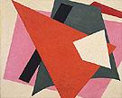 Painterly Architectonic 1917 - Lyubov Popova