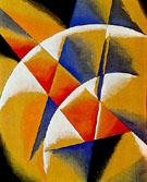 Spatial Force Construction 1921 - Lyubov Popova