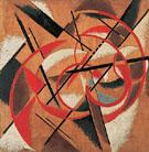 Spatic Power Design 1921 - Lyubov Popova