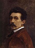 Juan Joaquin Agrasot Autorretrato - Juan Joaquin Agrasot