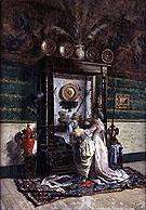 The Collectors Cabinet - Juan Joaquin Agrasot