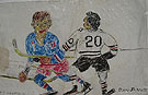 Hockey Players - Justin McCarthy