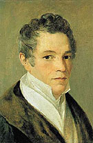 Portrait - Karl Friedrich Schinkel
