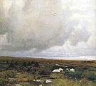 Peat Bog 1880 - Kitty Lange Kielland