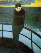 The Crossing 1913 - Leon Spilliaert