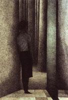 The Open Door 1945 - Leon Spilliaert