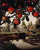 Landscape with Apple Tree - Levi Wells Prentice