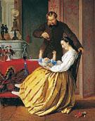 Conversation Piece 1851 - Lilly Martin Spencer