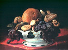 Fruit with Walnuts 1860 - Lilly Martin Spencer