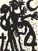 A Concluding Parody 1937 - Louis Soutter